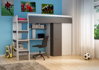 LIVo bed 1a